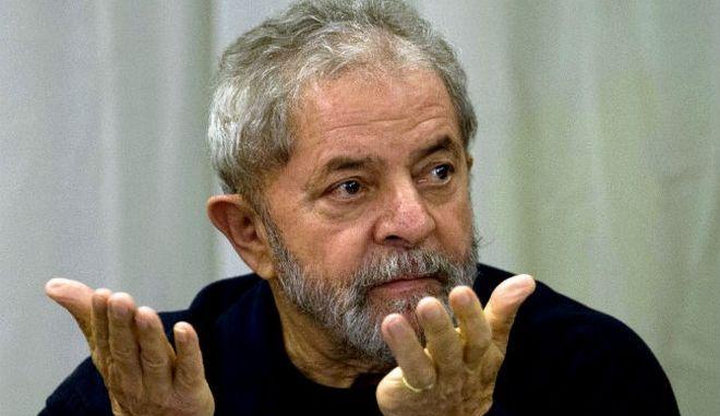 Λούλα: Θέαμα για τα ΜΜΕ η έρευνα σε βάρος μου