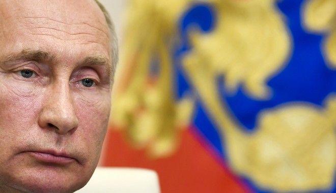 Ο Ρώσος πρόεδρος Βλαντίμιρ Πούτιν