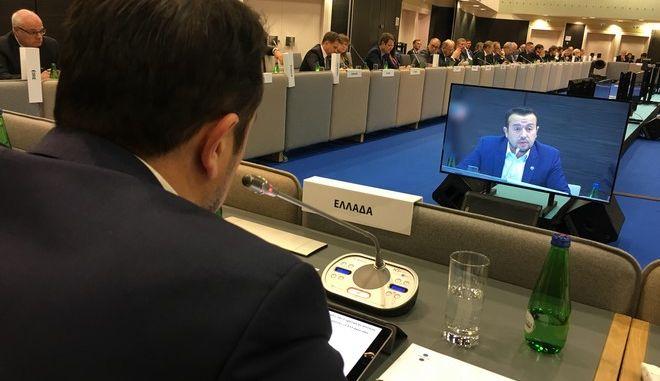 Παππάς: Νομοθετική ρύθμιση για τον Ελληνικό Διαστημικό Οργανισμό στη Βουλή προσεχώς