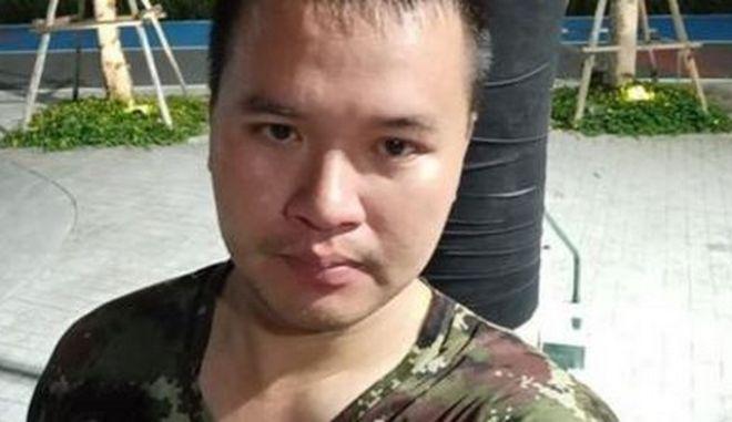 ο Ταϊλανδός στρατιώτης
