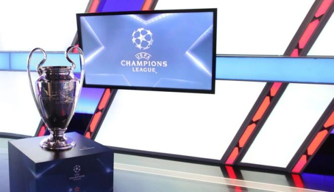 Champions League: Οι επόμενοι αντίπαλοι Ολυμπιακού και ΠΑΟΚ