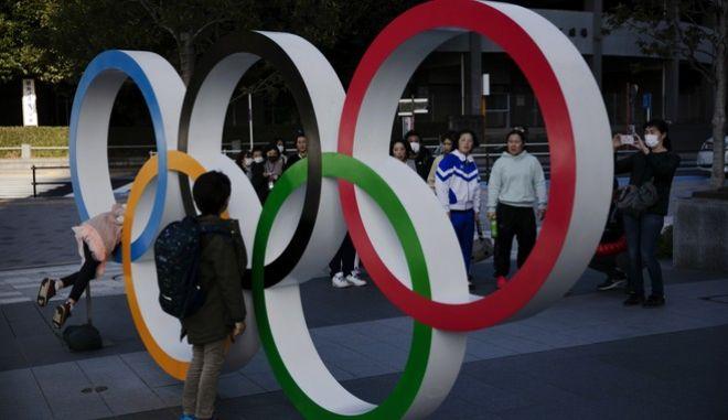 Ολυμπιακοί αγώνες στο Τόκιο 2020