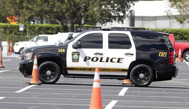 Περιπολικό της αστυνομίας στη Φλόριντα
