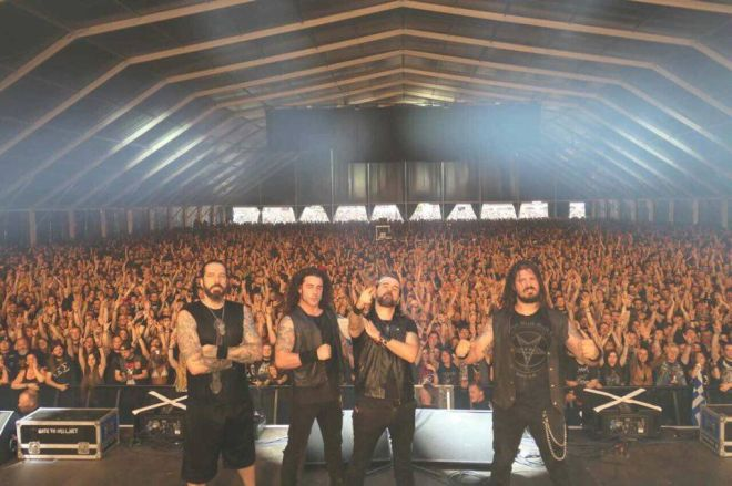 extreme metallers