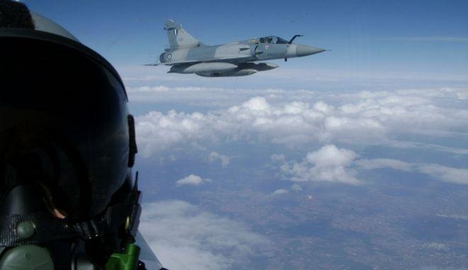 """Πτώση Mirage 2000-5: """"Οι καιρικές συνθήκες δημιούργησαν πρόβλημα στον σμηναγό"""""""