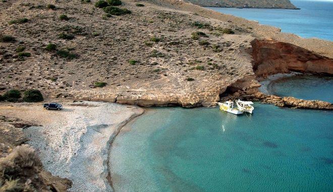 Παραλία Κάβο Σίδερο, Κρήτη - Μονή Τοπλού