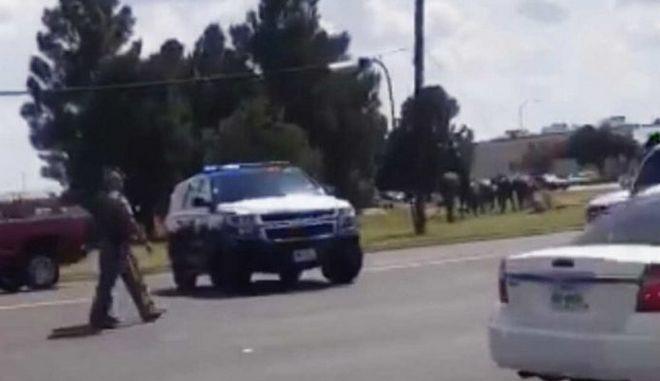 Τέξας: Τουλάχιστον πέντε νεκροί και 21 τραυματίες από πυροβολισμούς