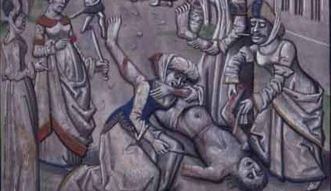 Μηχανή του Χρόνου: Ο φρικτός θάνατος του αυτοκράτορα Ανδρόνικου Κομνηνού