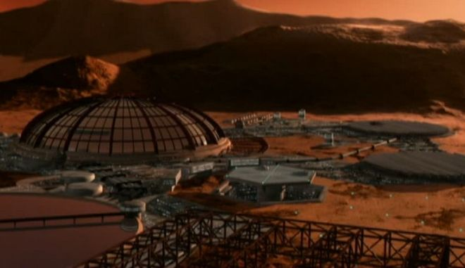 Πάνω από 1.000 άνθρωποι ετοιμάζονται για τον Άρη