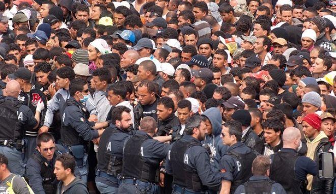 Στρατιές απελπισμένων, προσπαθούν να φτάσουν στην Ιταλία