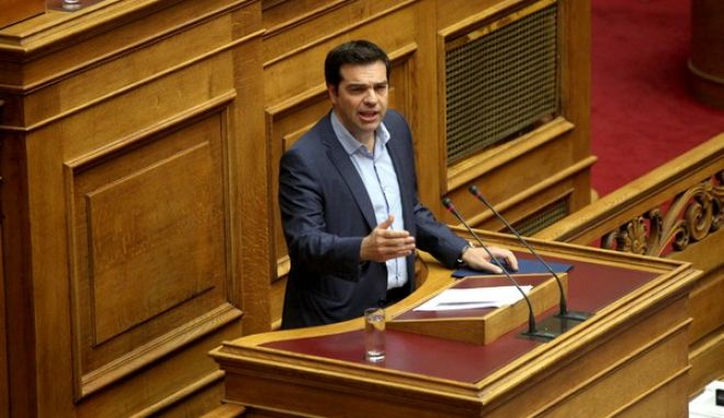 Τσίπρας: Δεν θα εγκαταλείψω οικειοθελώς το οχυρό μάχης, για το συμφέρον του ελληνικού λαού