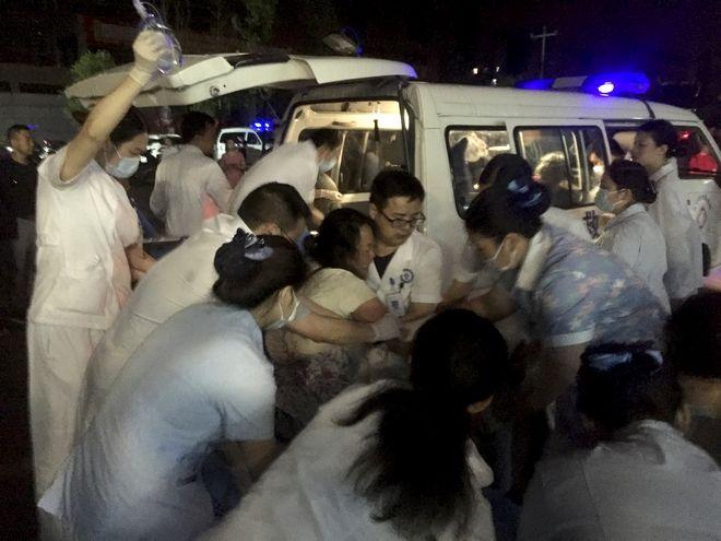 Κίνα, Ισχυρός σεισμός έπληξε τη Σετσουάν- Τουλάχιστον 6 νεκροί και 75 τραυματίες