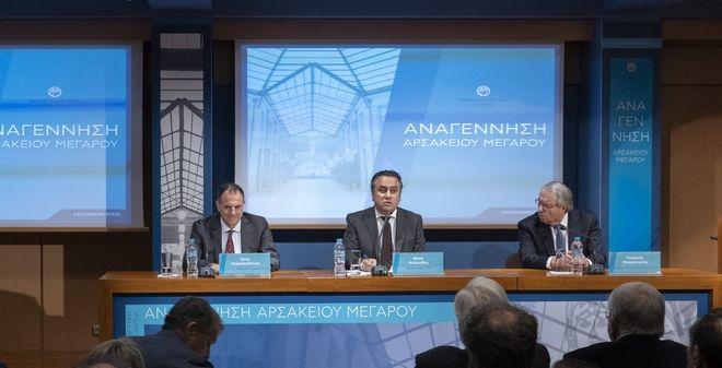 Η αναγέννηση του Αρσακείου Μεγάρου - Στόχος να γίνει ο δεύτερος πιο επισκέψιμος προορισμός στην Αθήνα