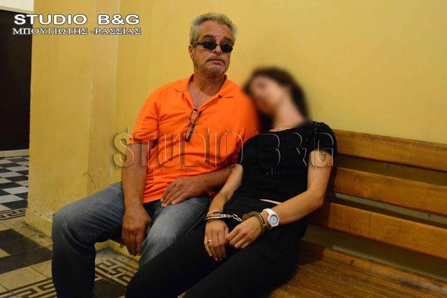 Στον εισαγγελέα, υποβασταζόμενη η 38χρονη συζυγοκτόνος από την Κοιλάδα