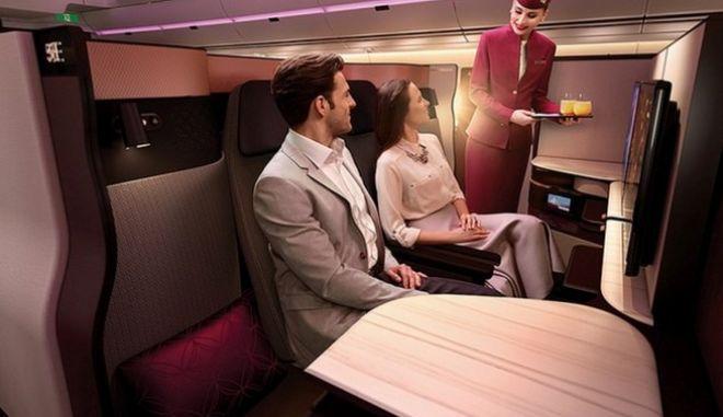 H Qatar Airways ο επίσημος αερομεταφορέας στα Ποσειδώνια 2018
