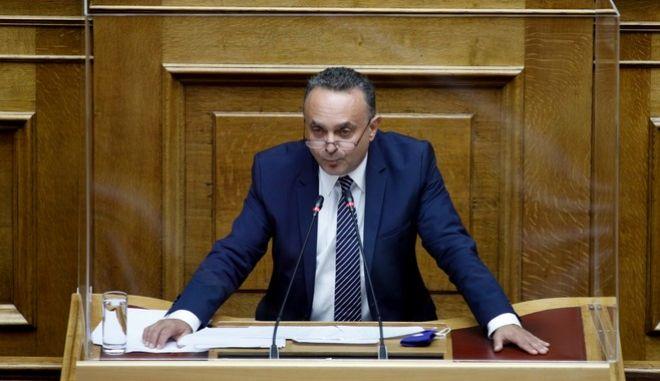 Θετικός στον κορονοϊό ο βουλευτής της ΝΔ Σταύρος Κελέτσης
