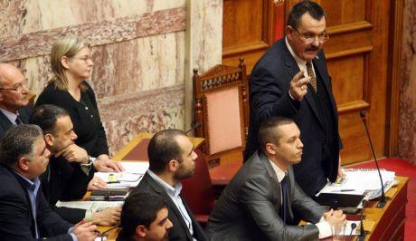 """Χρυσή Αυγή (στη Βουλή): """"Οι μουσουλμάνοι βουλευτές είναι τουρκόσποροι"""""""