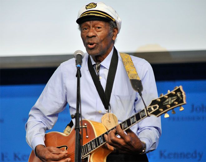 Roll over Chuck Berry...