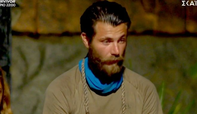 "Survivor - Νίκος Μπάρτζης: Στο νοσοκομείο το ""alter ego"" του Τζέιμς - Στον ""αέρα"" η συμμετοχή του"