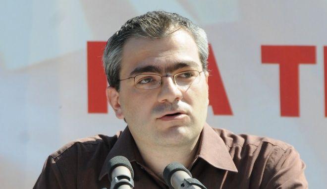Βίντεο: Ο Σουλτς απέβαλε τον ευρωβουλευτή του ΚΚΕ Κ. Παπαδάκη