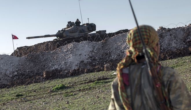 Οι Κούρδοι δεν θα συμμετάσχουν στη συνάντηση για την ειρήνη στη Συρία