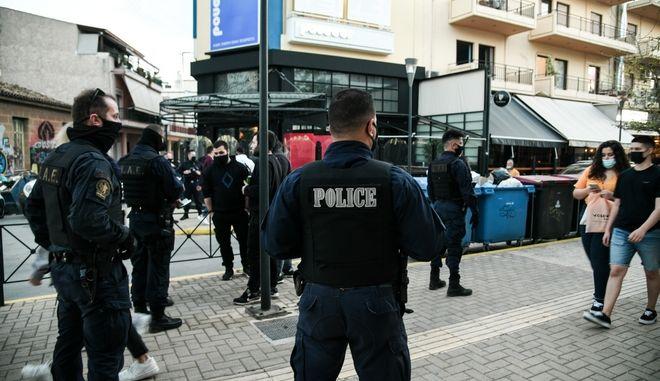 Αστυνομικοί έλεγχοι