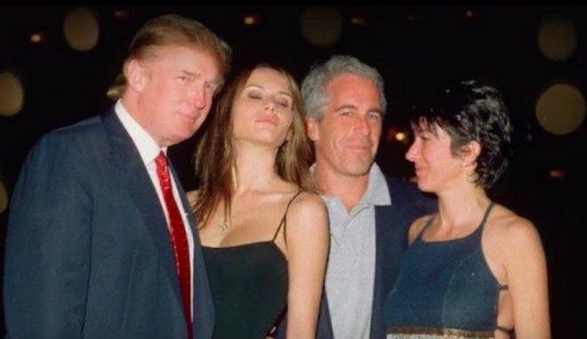 Fox News: Η συγγνώμη για την αλλοίωση της φωτογραφίας του Τραμπ με τον Επστάιν