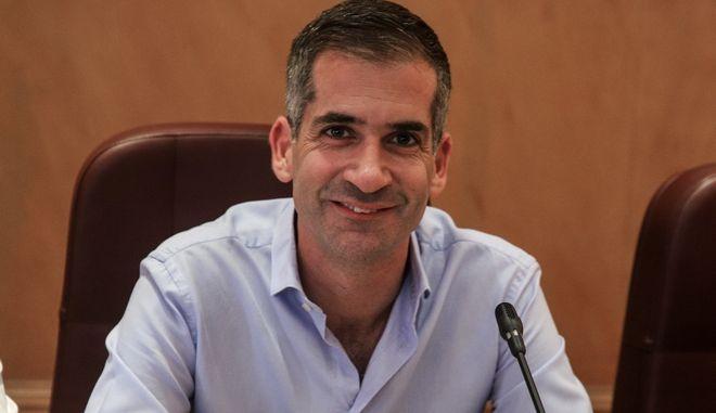 Κώστας Μπακογιάννης, δήμαρχος Αθηναίων