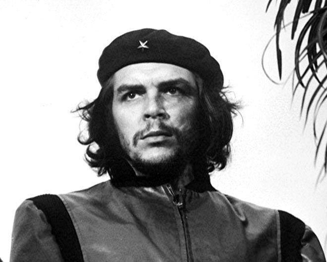 Τσε, hasta la victoria siempre!