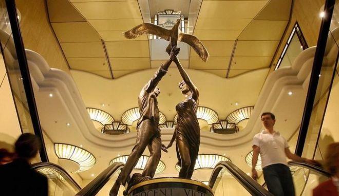 Το κατάστημα Harrods θα ξηλώσει το άγαλμα της πριγκίπισσας Νταϊάνας
