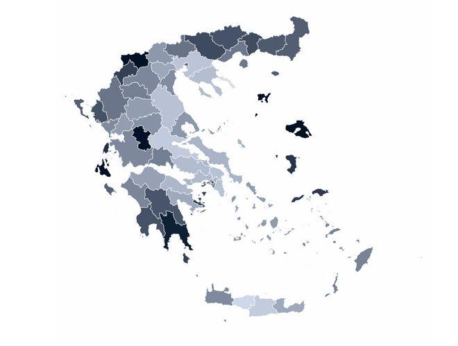 Αποτελέσματα ευρωεκλογών 2019: Οι πέντε περιοχές της Ελλάδας με την μεγαλύτερη αποχή