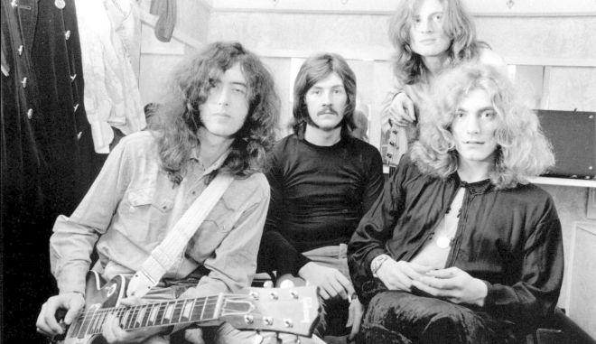 """Κλεμμένο το """"Stairway to Heaven"""" των Led Zeppelin; Ster"""