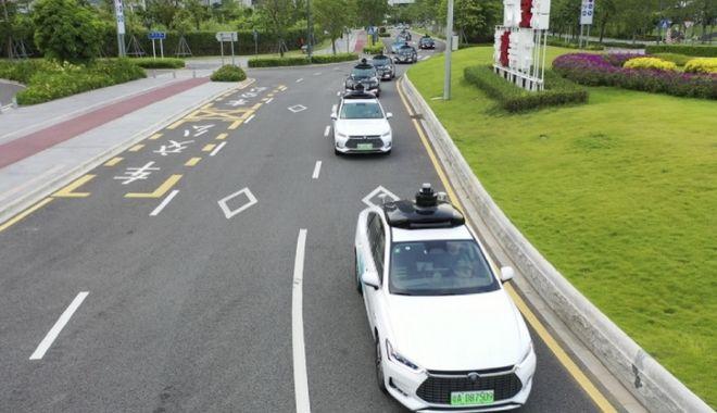 Κίνα: Σύντομα ρομπότ-ταξί θα γεμίσουν τους δρόμους