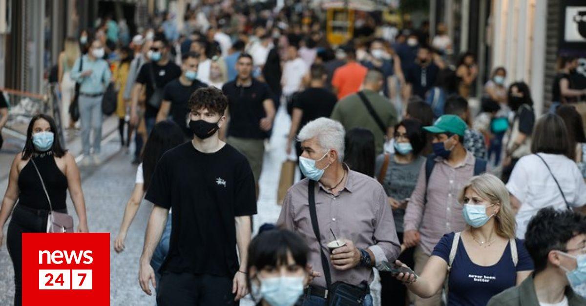 Κορονοϊός: 2604 νέα κρούσματα σήμερα στην Ελλάδα
