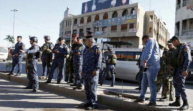 Ιράκ: Τρεις νεκροί από έκρηξη στη Βαγδάτη
