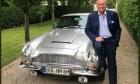 """Ο """"γολγοθάς"""" αντιδημάρχου Αθηναίων: Νοσταλγεί την Aston Martin του"""