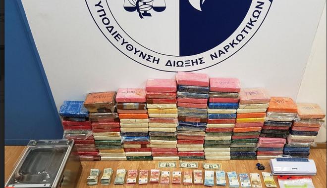 Η διαδρομή της κοκαΐνης: Από Λατινική Αμερική στην Ευρώπη μέσω Ελλάδας
