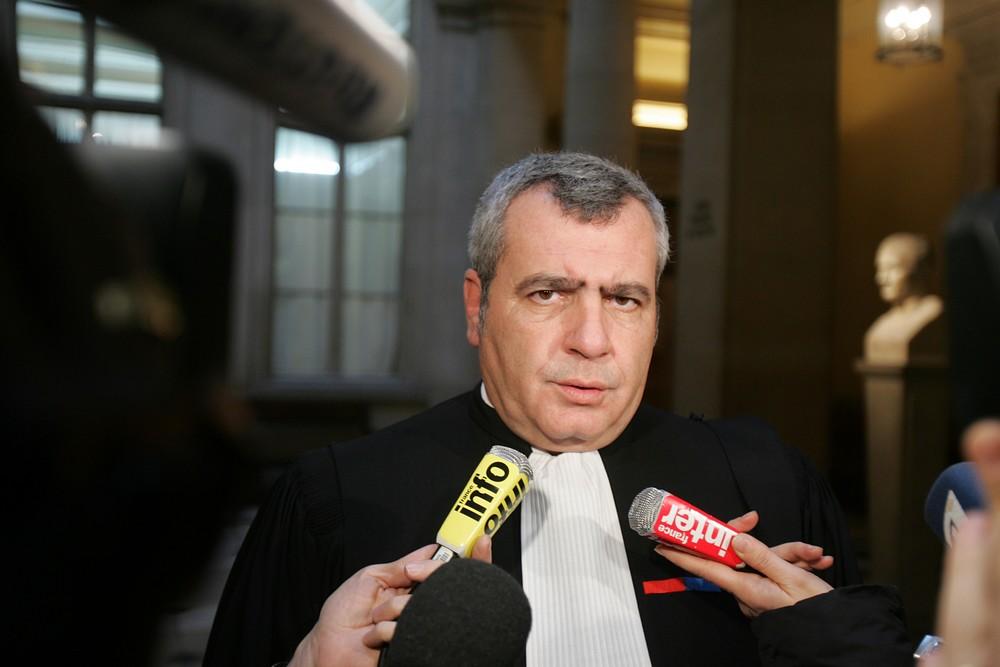 Ο δικηγόρος του Σαρκοζί, Τιερί Ερζόγκ
