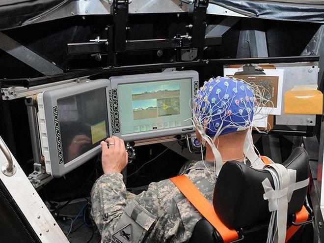 Οι Αμερικανοί διεγείρουν τους στρατιώτες τους με ηλεκτρισμό