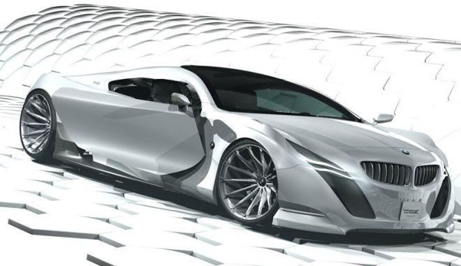 BMW-Toyota. Επιβεβαιώθηκε η συνεργασία τους για την κατασκευή ενός Sportscar