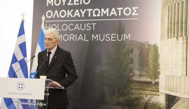 Η συγκλονιστική ομιλία Μπουτάρη για τους Εβραίους της Θεσσαλονίκης