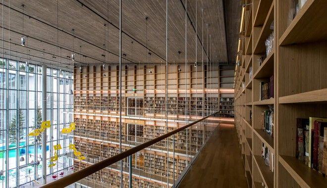 Η Εθνική Βιβλιοθήκη μετακομίζει στο νέο της 'σπίτι' στο ΚΠΙΣΝ
