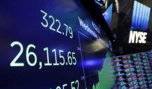 Ρεκόρ ο Dow Jones: Έκλεισε πάνω από τις 26.000 μονάδες