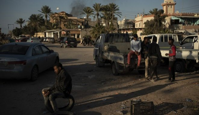 Τρίπολη, Λιβύη