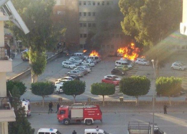 Δύο νεκροί από έκρηξη στα Άδανα