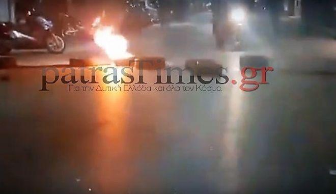 Πάτρα: Επεισόδια στο κέντρο της πόλης- Σε προσαγωγές προχώρησε η αστυνομία