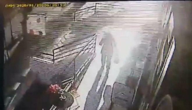 Βίντεο-ντοκουμέντο από τη σύλληψη