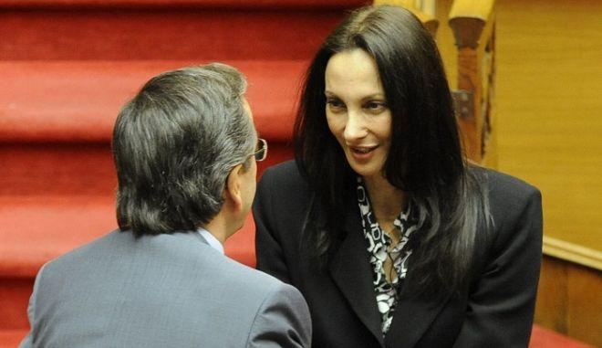 ΑΘΗΝΑ-Βουλή - συζήτηση επί των προγραμματικών δηλώσεων της νέας κυβέρνησης./PHASMA/Γ.ΝΙΚΟΛΑΙΔΗΣ