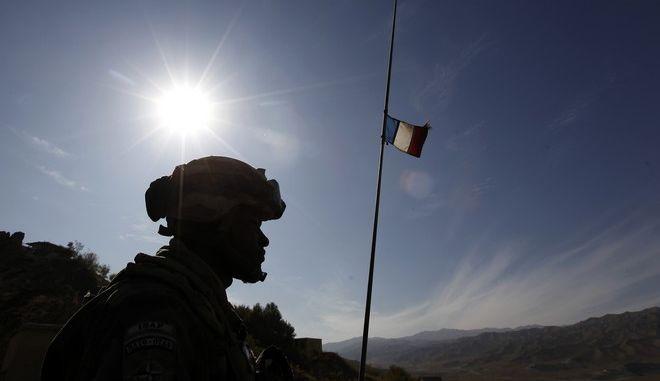 Δυνάμεις του ΝΑΤΟ στο Αφγανιστάν