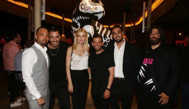 Λαμπερό Opening Party στο πιο upper mexican bar - restaurant της Αθήνας
